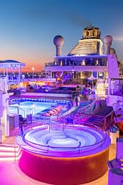 Royal Caribbean Cruise Lines can be wheelchair accessible. Let Travel-for-all arrange everything for you!