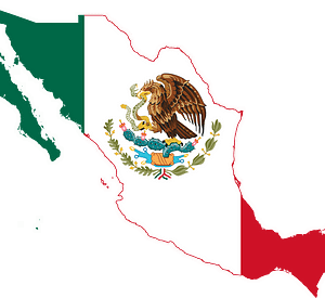 Picture of the Flag of Mexico