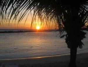 curacao-sunset