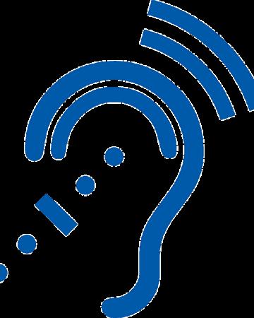 Deaf or hard-of-hearing