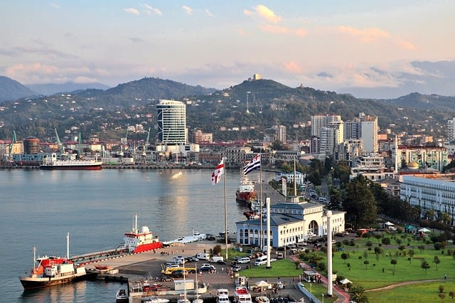 batumi-port city georgia