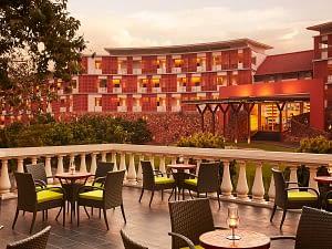 Picture of the Heritance Hotel in Negombo Sri Lanka