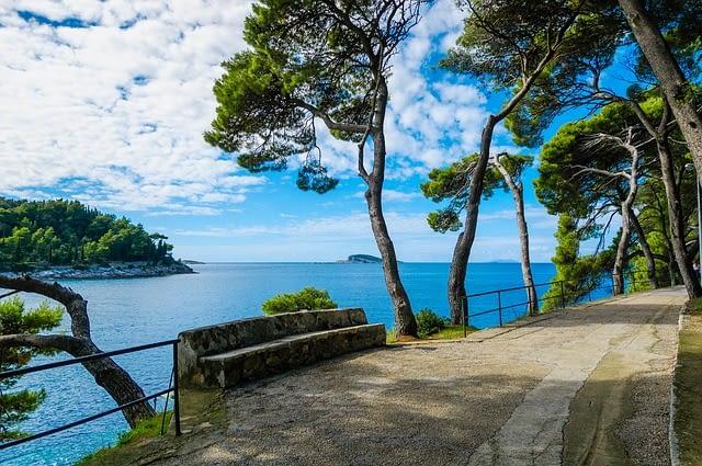 Beautiful picture of the Adriatic Sea